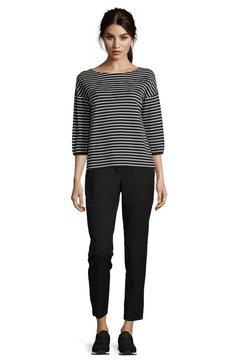 betty barclay sweater met knoopsluiting zwart