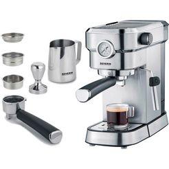"severin »ka 5995 ""espresa plus""« espressomachine zilver"