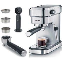 "severin espressomachine ka 5994 ""espresa"" zilver"