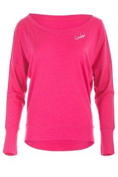winshape shirt met lange mouwen »mcs002« roze