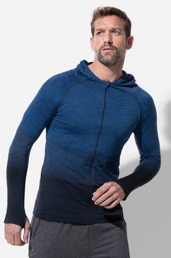 stedman sportjas blauw