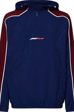 tommy sport windbreaker »1-2 zip windbreaker« blauw