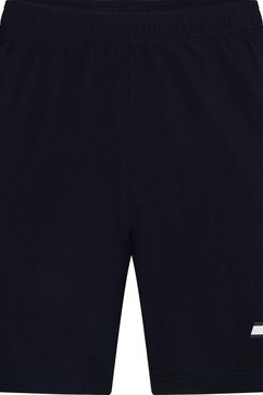 "tommy sport trainingsshort »7"" woven short« blauw"
