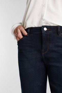 esprit bootcut jeans blauw