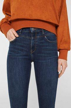 esprit stretch jeans blauw