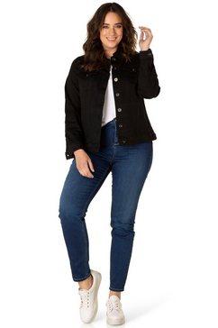 dnim by yesta jeansjack »madia« zwart