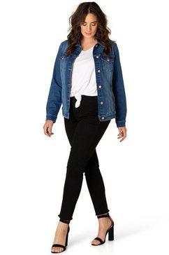 dnim by yesta jeansjack »madia« blauw