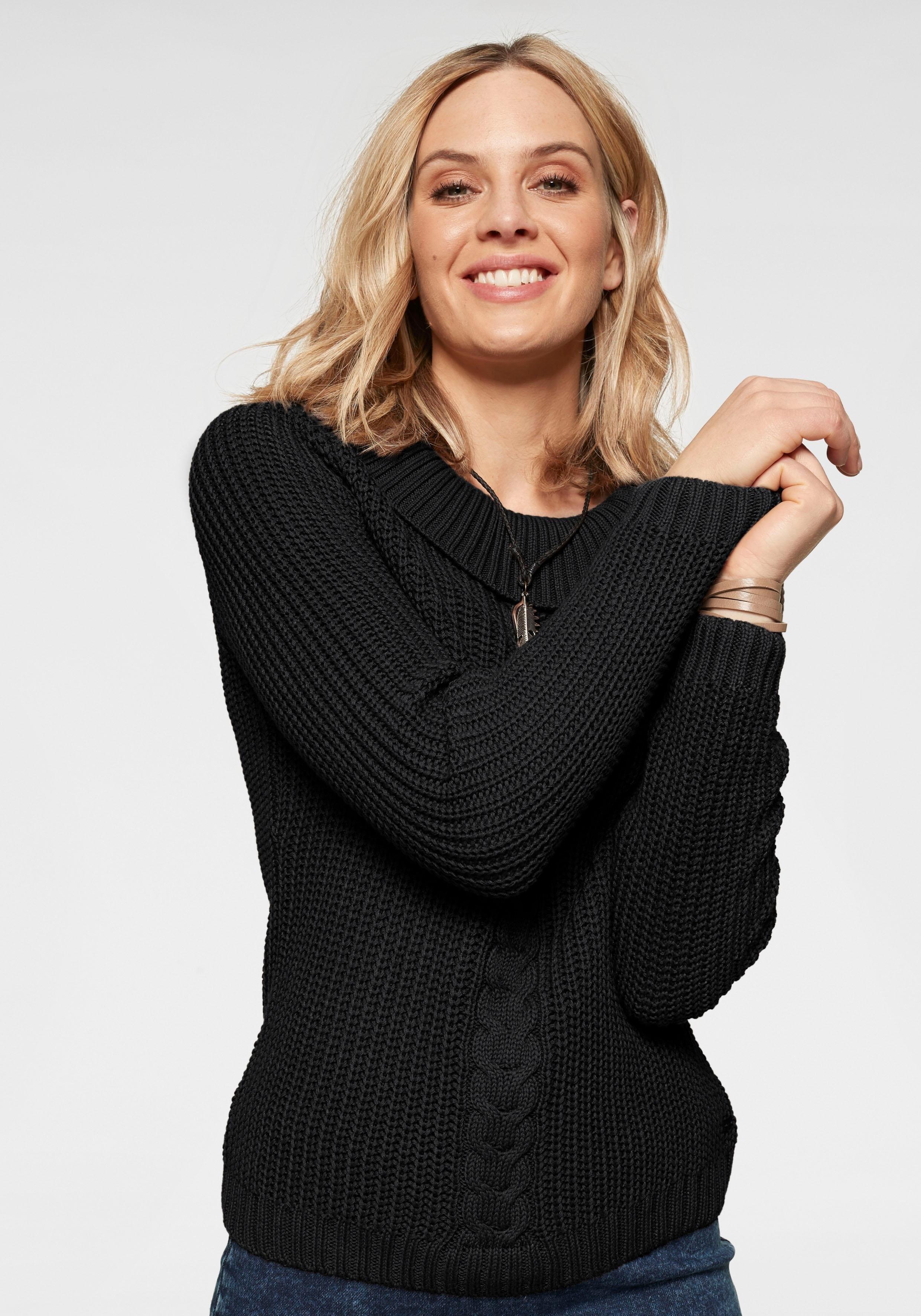 ARIZONA trui met carmenhals »Off-Shoulder« bestellen: 30 dagen bedenktijd