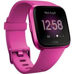 fitbit smartwatch versa lite paars