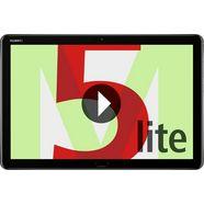 huawei »mediapad m5 lite 10' wifi« tablet zilver