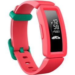 fitbit smartwatch ace 2 rood