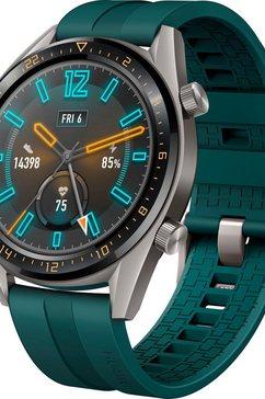 huawei smartwatch watch gt active groen