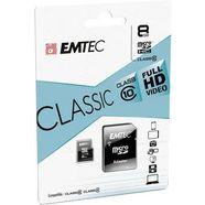 emtec »microsd class10 classic« geheugenkaart zwart
