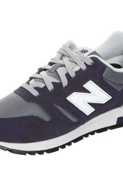new balance sneakers »ml574-d« blauw