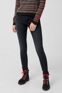q-s designed by catie straight: klassieke blue jeans grijs