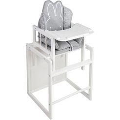 roba kinder-zitkussen stoelverkleiner nijntje grijs