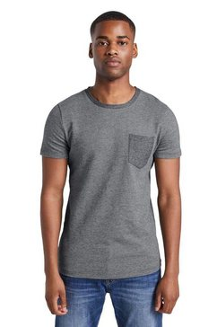 tom tailor denim t-shirt grijs