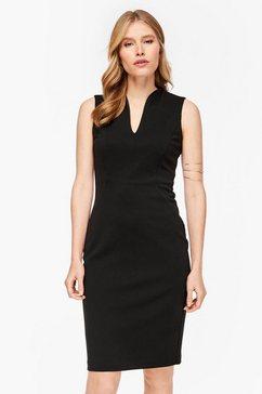 s.oliver black label jurk zwart