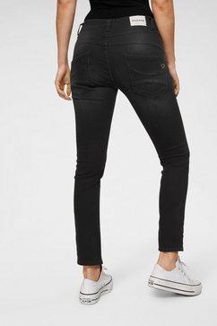 please jeans boyfriendbroek »p78a« zwart