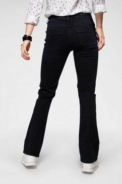 ltb bootcut jeans »valerie x« blauw