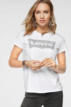 levi's t-shirt »perfekct holiday tee« wit