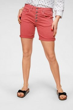 please jeans jeansshort »p88a« rood