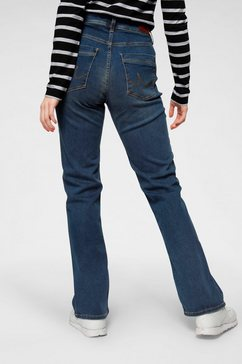 ltb bootcut jeans »valerie x« blauw