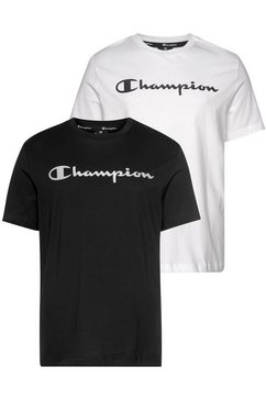 champion t-shirt wit