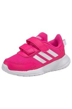 adidas performance runningschoenen »tensaur run i« roze