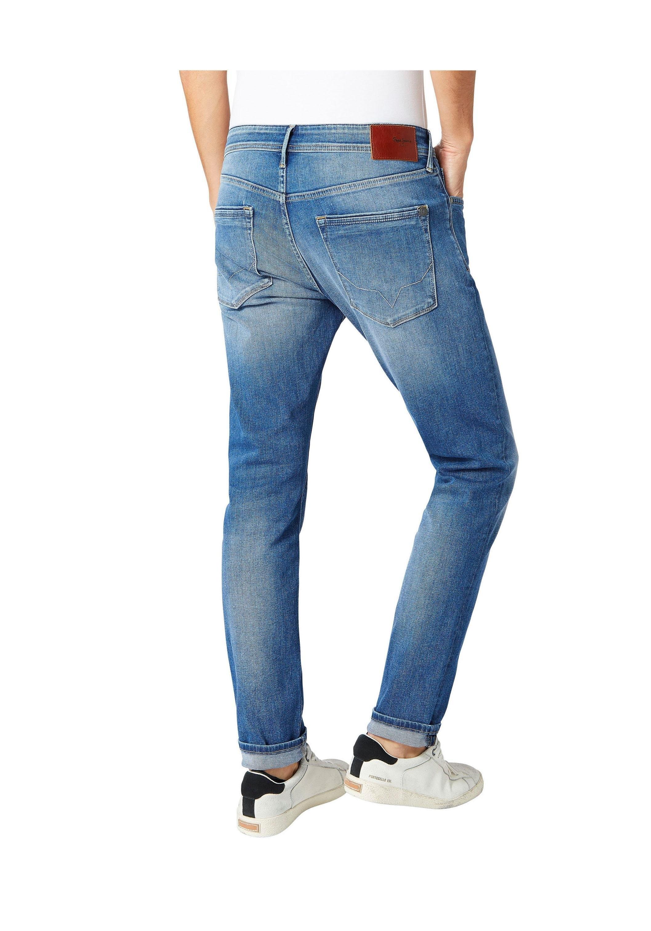 Pepe Jeans tapered jeans Stanley bij OTTO online kopen