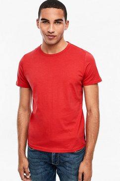 s.oliver t-shirt rood