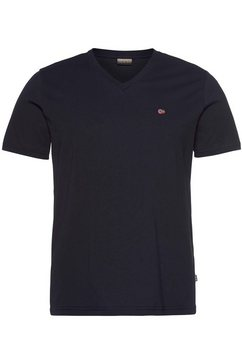 napapijri t-shirt blauw