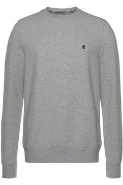 izod sweatshirt grijs