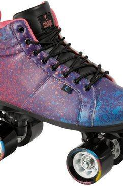 chaya rolschaatsen »air brush« multicolor