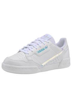 adidas originals sneakers »continental 80 j« wit