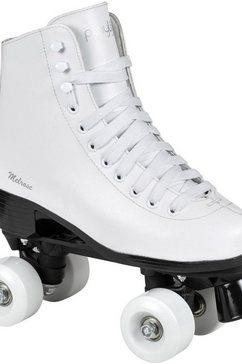 playlife rolschaatsen classic white adjustable wit