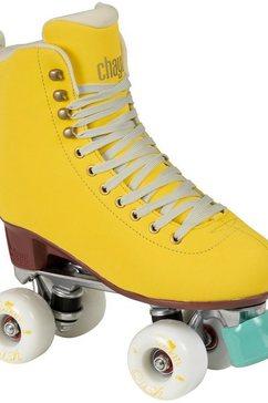 chaya rolschaatsen »deluxe« geel