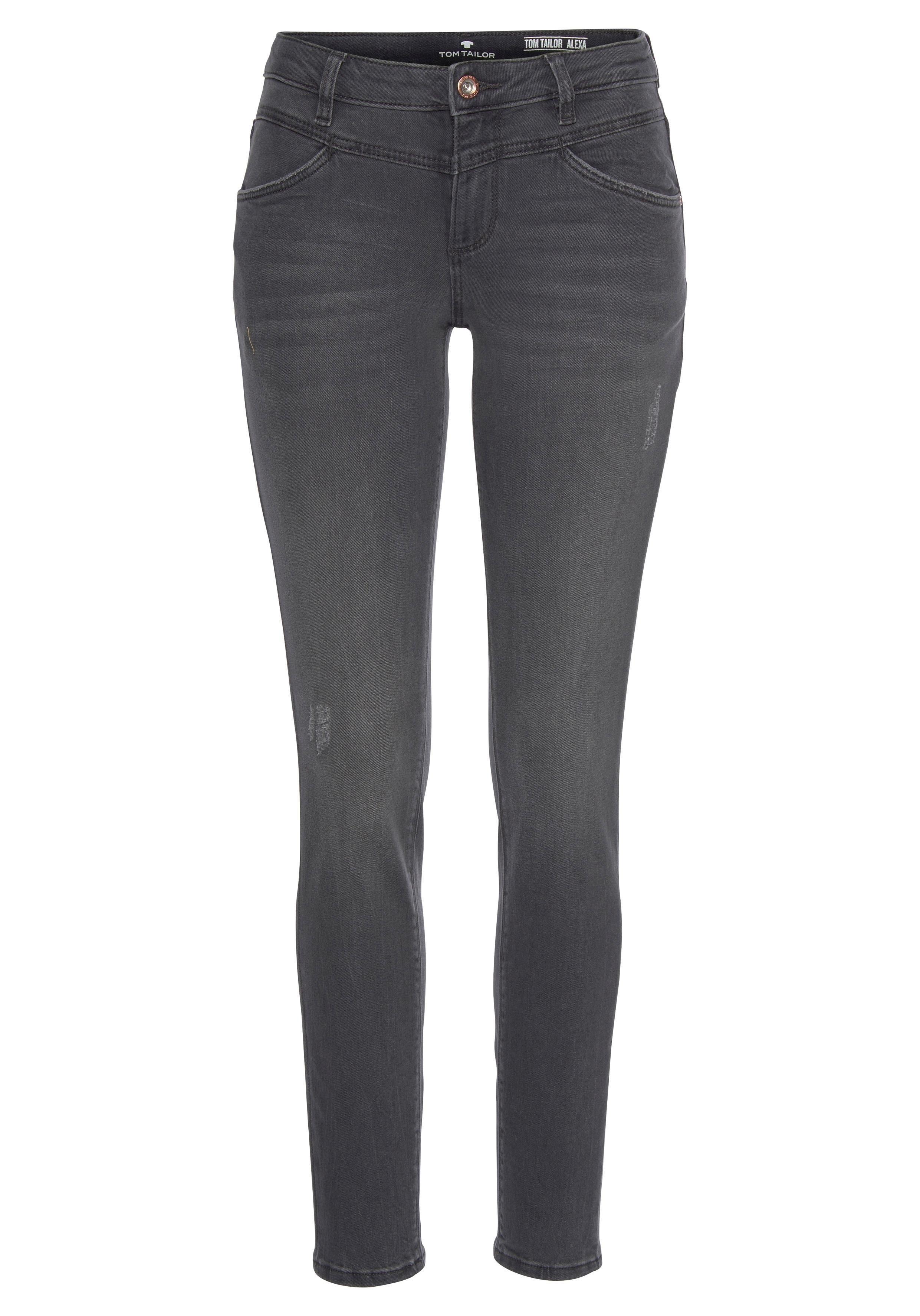 TOM TAILOR slim fit jeans »Alexa Skinny« - verschillende betaalmethodes