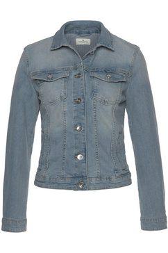 tom tailor jeansjack blauw