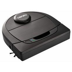 neato »robotics d6« robotstofzuiger zwart