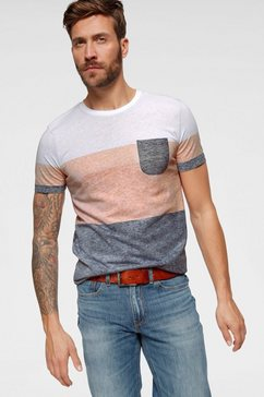 tom tailor denim t-shirt multicolor