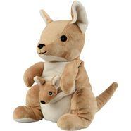 warmies thermokussen kangoeroe bruin