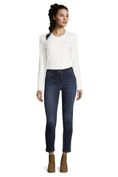 betty barclay modern fit jeans blauw
