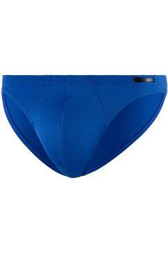 hom comfort micro brief, uit de serie »premium cotton« blau