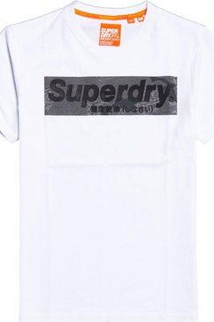 superdry t-shirt weiß