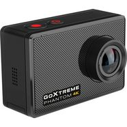 easypix action cam »goxtreme phantom 4k« (bluetooth wlan (wi-fi)) zwart