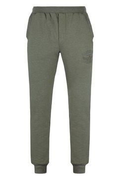 ahorn sportswear joggingbroek groen