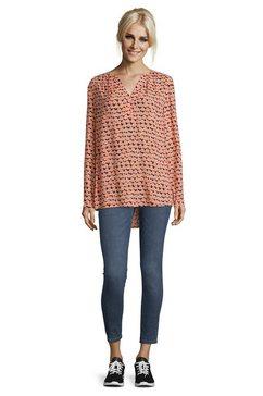 cartoon casual blouse roze