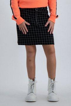 garcia rok in a-lijn zwart