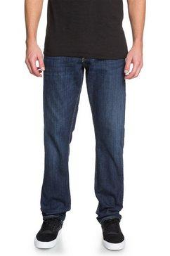 dcshoes rechte jeans ''worker medium stone'' blauw